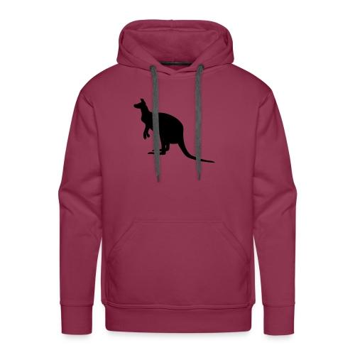 Kaenguru - Männer Premium Hoodie