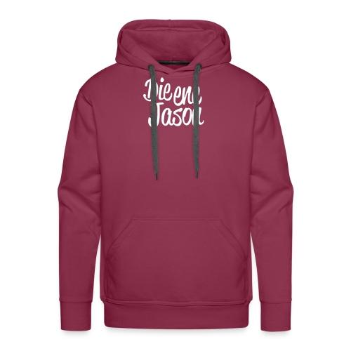 DieEneJason Vrouwen sweatshirt - Mannen Premium hoodie