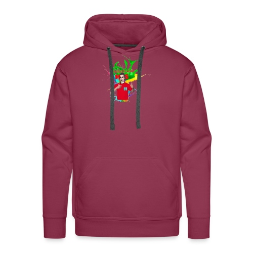 Mitchelsonder Iphonehoesje - Mannen Premium hoodie