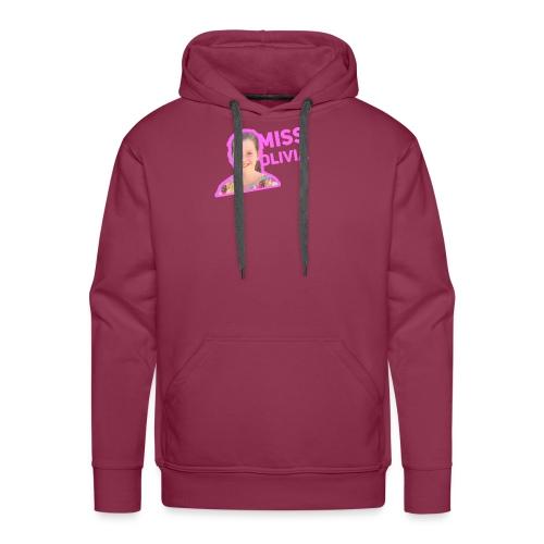 MissOlivia - Mannen Premium hoodie