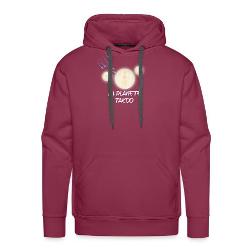 Design 001 de LA_PLANETE_TAKOO - Sweat-shirt à capuche Premium pour hommes