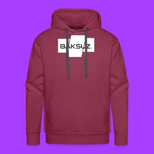 BAKSUZ - Männer Premium Hoodie