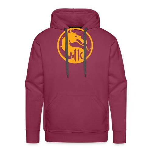Mortal Kombat - Videojuego - Sudadera con capucha premium para hombre