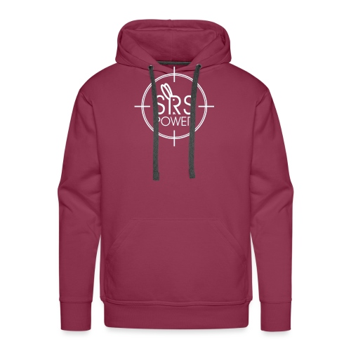 Srspower Official Tee - Men's Premium Hoodie