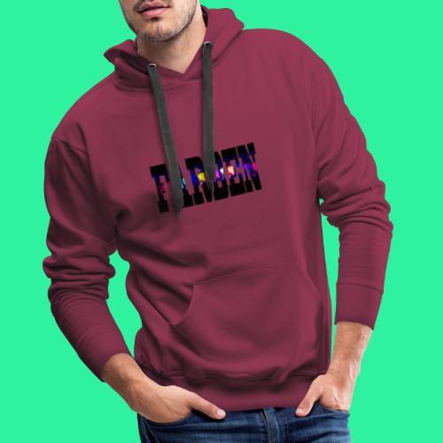 FARBEN - Männer Premium Hoodie
