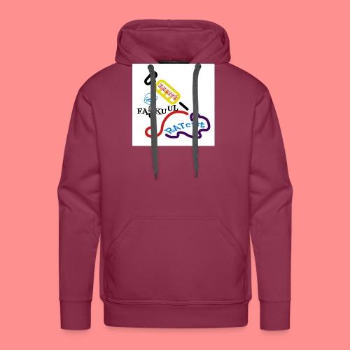 Ratcisme - Sweat-shirt à capuche Premium pour hommes