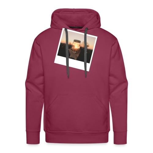 polaroid shirt - Felpa con cappuccio premium da uomo