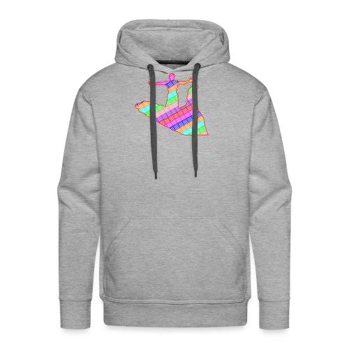 main - Sweat-shirt à capuche Premium pour hommes