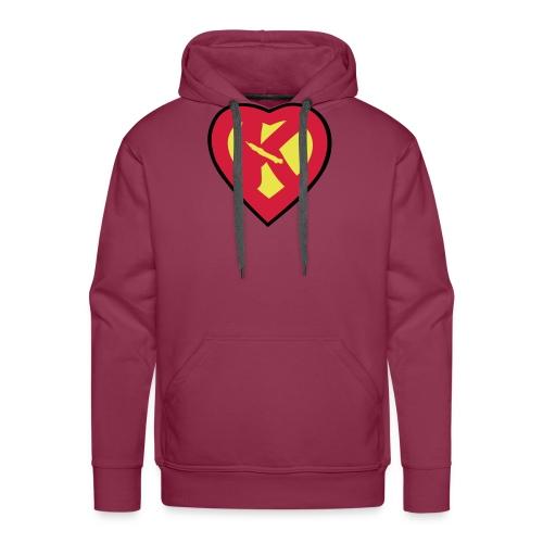 super kanak - Sweat-shirt à capuche Premium pour hommes