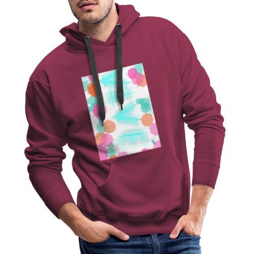 Vivev - Sudadera con capucha premium para hombre