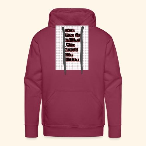 IMG 20190112 191143 - Mannen Premium hoodie