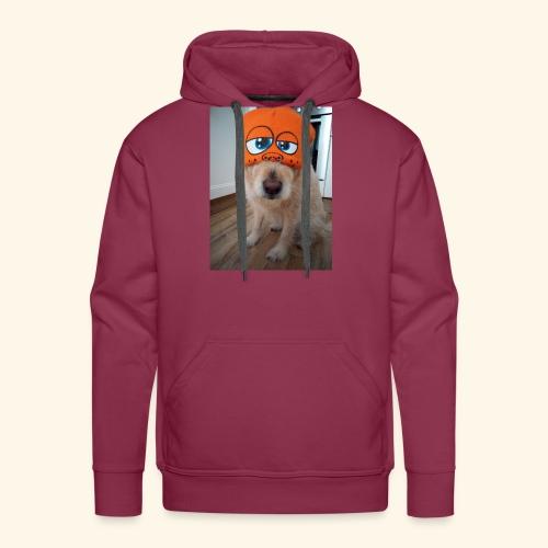 Hundesicht - Männer Premium Hoodie