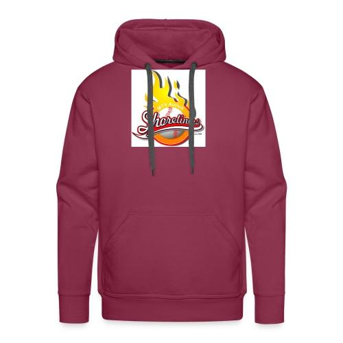 Aurich Shoreliners Logo - Männer Premium Hoodie