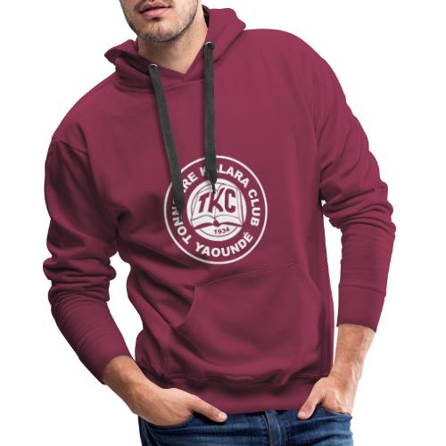 TKC Original - Sweat-shirt à capuche Premium pour hommes