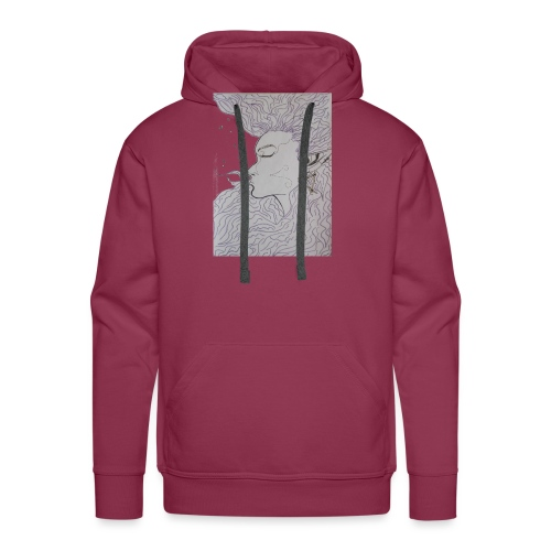 sava - Sudadera con capucha premium para hombre