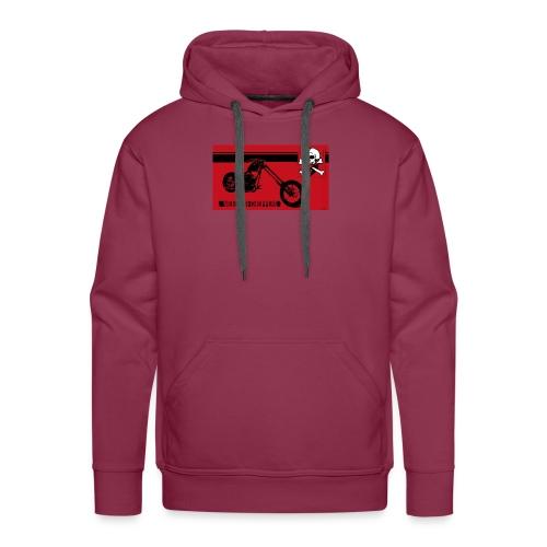 CHOPPERS - Sweat-shirt à capuche Premium pour hommes