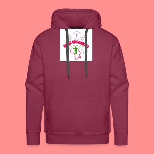 pastouche - Sweat-shirt à capuche Premium pour hommes