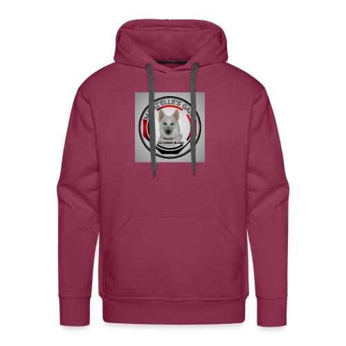 mamzelle logo - Sweat-shirt à capuche Premium pour hommes