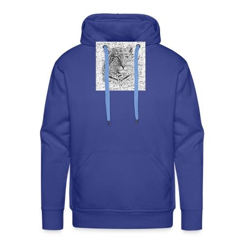 Tiger (Raubtier) - Männer Premium Hoodie
