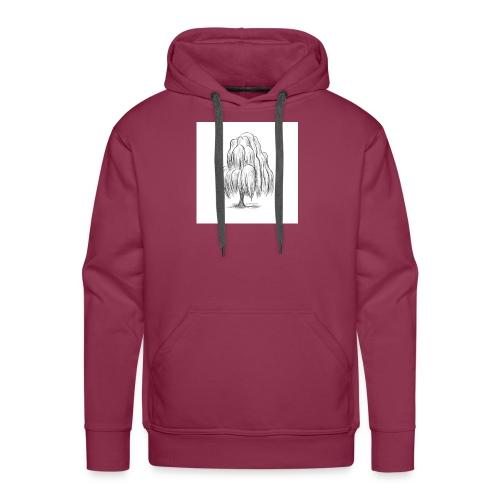 Willow Sketch - Men's Premium Hoodie