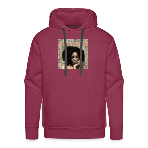 Afro lover - Men's Premium Hoodie