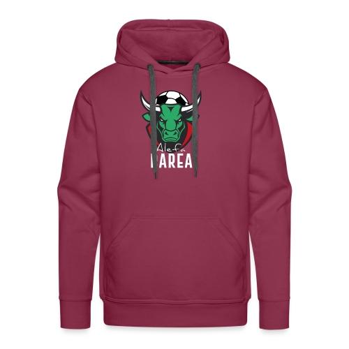 ALEFA BAREA - Sweat-shirt à capuche Premium pour hommes