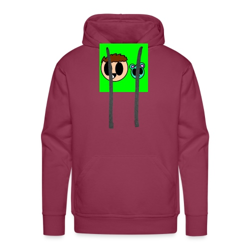 Zackary - Men's Premium Hoodie