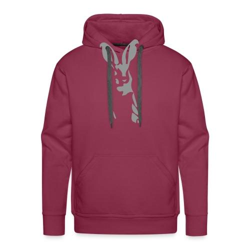 Hase - Männer Premium Hoodie