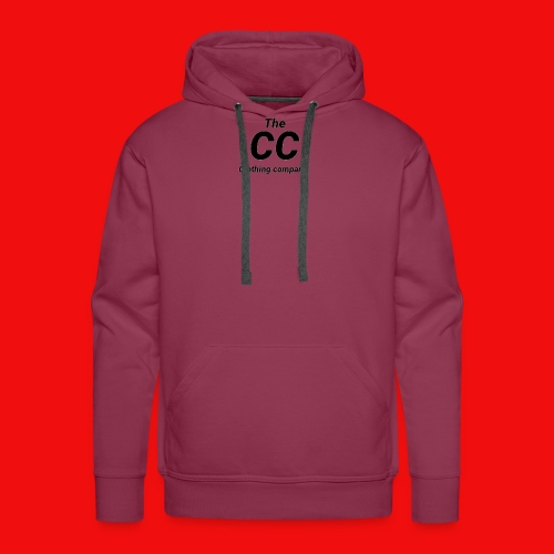 "LIMITED ADDITION ""The clothing company"" - Men's Premium Hoodie"
