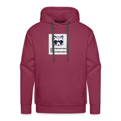 Les incontournables - Sweat-shirt à capuche Premium pour hommes