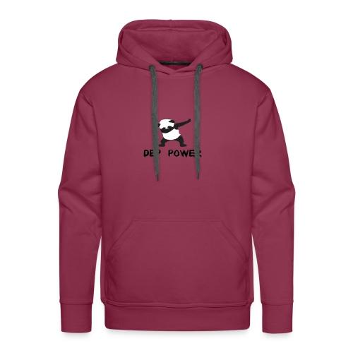 Dep Power kledij - Mannen Premium hoodie