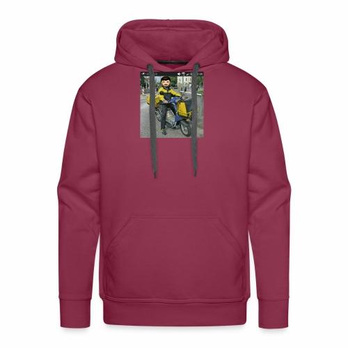 Postbote - Männer Premium Hoodie