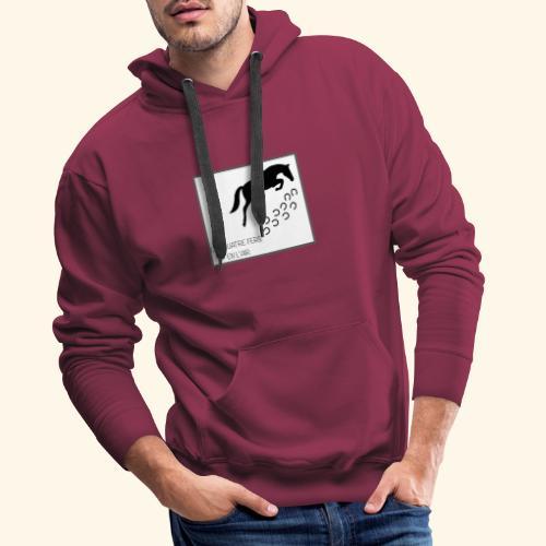 0C1828ED DD83 40BF A7CC AD47FE636465 - Sweat-shirt à capuche Premium pour hommes