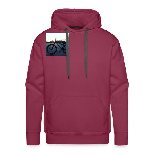 Motyw 2 - Bluza męska Premium z kapturem