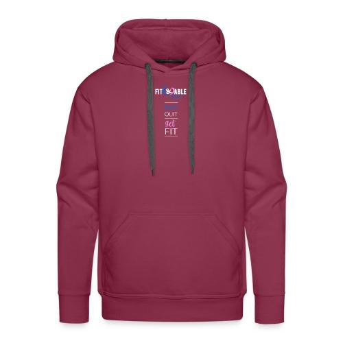 design3 2 png transparent background - Men's Premium Hoodie