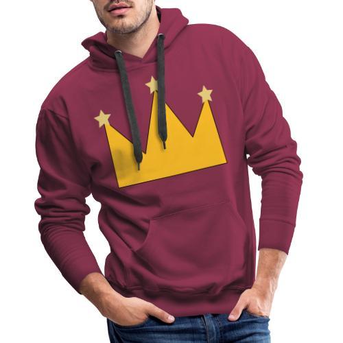 kroon - Sweat-shirt à capuche Premium pour hommes