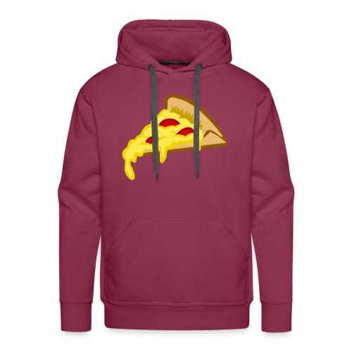 IF IT FITS MY SHIRT PIZZA? - Mannen Premium hoodie