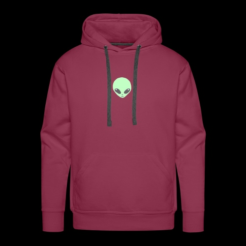 Alien-pet - Mannen Premium hoodie