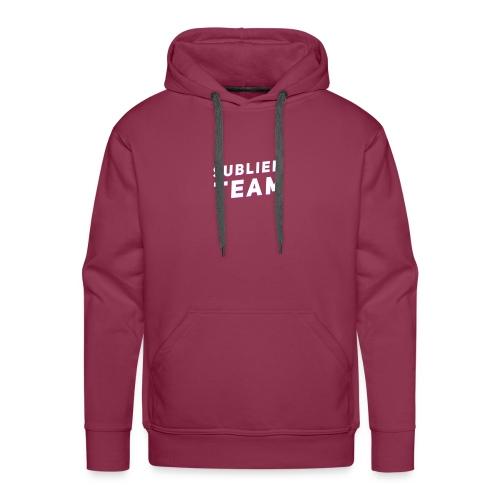 Pet | Zeer sappig! - Mannen Premium hoodie