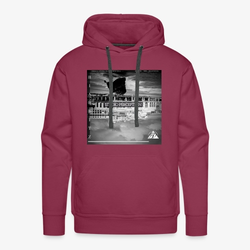 BIARRITZ PERCEPTION - PERCEPTION CLOTHING - Sweat-shirt à capuche Premium pour hommes