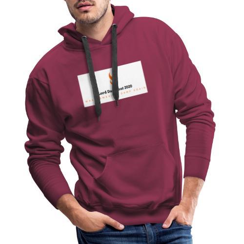 Lord Dampnut 2020 - Sweat-shirt à capuche Premium pour hommes