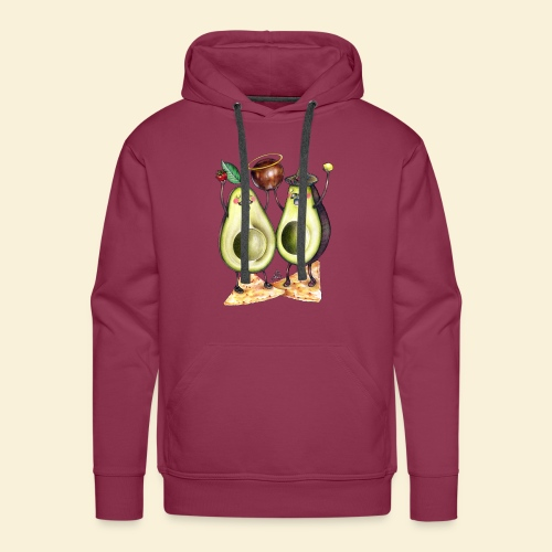 Holy Guacamole - Mannen Premium hoodie