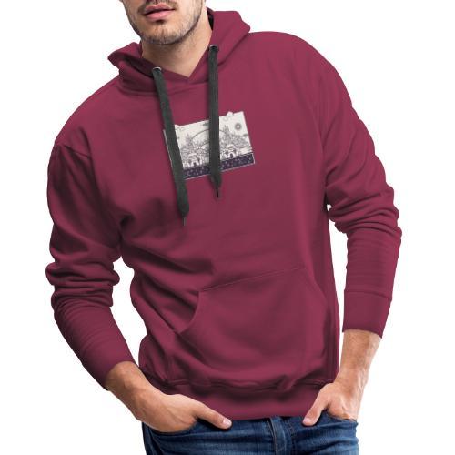Kerst - Mannen Premium hoodie