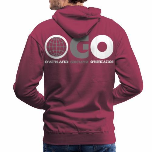 OGO-39 - Sweat-shirt à capuche Premium pour hommes