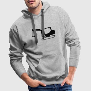 Bagger - Männer Premium Hoodie