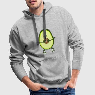 Rugby - Avocado - Premiumluvtröja herr