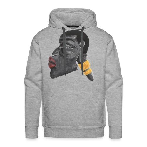 Lady Afrika - Männer Premium Hoodie
