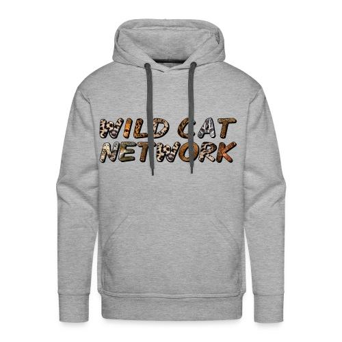 WildCatNetwork 1 - Männer Premium Hoodie