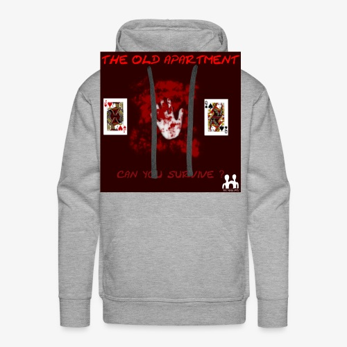 The Old Apartment Can You Survive ? Merch - Männer Premium Hoodie
