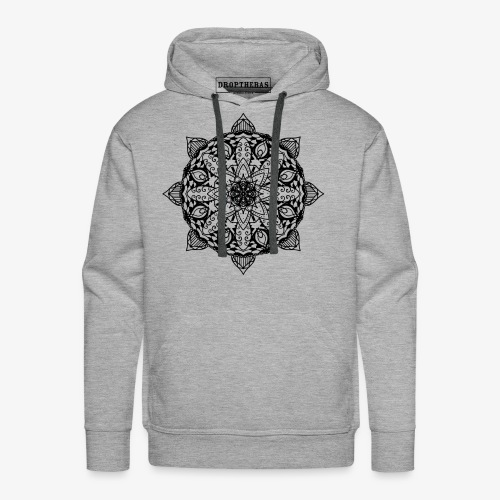 mandala - Mannen Premium hoodie